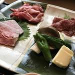 【京都・伏見】美味しい京都ブランド牛を京町屋でゆっくりと「京町肉どころ 十二屋」