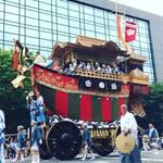 【2017ダイジェスト】祇園祭後祭山鉾巡行、花傘巡行に行ってきました!!【日本三大祭】