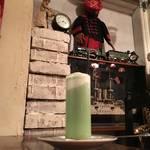 京都喫茶|骨董品に囲まれ喫茶タイム「「WRIGHT(ライト)商會」【寺町三条】