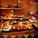 【京都パンめぐり】食事代わりになるリッチなおかずパン充実!あれこれ食べたくなる☆「手作りパン工房コネルヤ」【二条城近く】