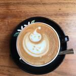 京都喫茶の代表格|ほっこりまったりカフェラテ☆小川珈琲 京都三条店【三条木屋町】