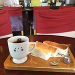 【九条河原町】珈琲館仙佳 (コーヒーカンセンカ)★和みのいにしえ情緒