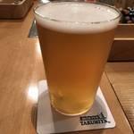 京都で美味しいクラフトビールを!アテのセンスも光る☆「ビアパブ タクミヤ」