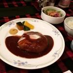 真の肉好きなら必ずたどり着く絶品極上ハンバーグ!京都老舗レストラン「くいしんぼー山中」【桂】