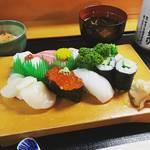 職人が握るリーズナブルで美味しい寿司!烏丸御池近くの老舗「いさみ寿司」