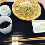 京都ミシュラン星付の手打ち蕎麦の名店!すでに新そばも登場☆「おがわ」【大徳寺北】