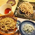 【京都北山】蕎麦好きなら必訪の名店!香り高い3種類の利き蕎麦が楽しめる☆「蕎麦屋じん六」