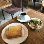 京都カフェの代表格*モーニングタイムも日だまりの様な穏やかさ*フランジパニ【鞍馬口】