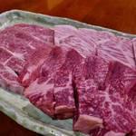 知る人ぞ知る京都府庁の北側にある焼肉レストラン「炭蔵」