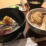 2種の丼ぶりが美味しい!京都の老舗料亭和久傳の味をカジュアルに「はしたて」