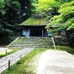 【京都鹿ヶ谷】初秋の訪れを探しに紅葉パトロール!白砂壇の絵柄は難易度大?「法然院」
