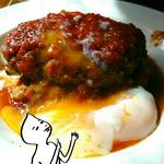 【ハンバーグにフライ】王道の洋食を求めて【グリルじゅんさい】に行ってきました。国際会館駅前すぐ。『最先端星人の京都探索』