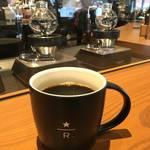 凄いぞ!【全国3番目★西日本初】スタバでサイフォンコーヒー「スターバックス京都三条烏丸ビル」