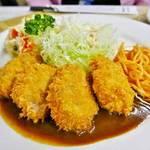 昭和に身をゆだねたくなる梅小路のレトロ洋食屋「とんかつ一番」