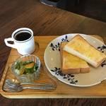 【京都リバーサイドカフェ】★花屋✖️カフェの癒しの時間 「喫茶いのん」【神宮丸太町】