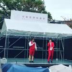 【京都国際映画祭2017】小雨でも盛り上がったました!よしもと芸人ライブも!!平安楽市も同時開催☆岡崎公園会場