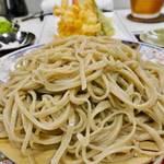 シズル感溢れるみずみずしい十割蕎麦ランチ!神宮丸太町駅からすぐ「御料理 山上」