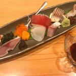 伏見桃山でじわじわ人気上昇中!新進気鋭の海鮮居酒屋「旬彩漁 しん」