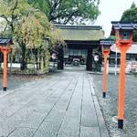 【2017京都紅葉最新】桜の神社のみどころは大銀杏の紅葉!これからが本番☆「平野神社」【北野】