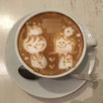 『癒しの喫茶時間』オンリーワンのほっこりラテアート★「TERRACE - SWEETS&MEAL (テラススイーツ&ミール)」【新京極】