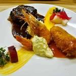 四条大宮にお手軽だけどハイレベルな洋食店がオープン!「洋食彩酒 アンプリュス (1.PLUS)」
