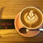 全力真摯なスペシャリティコーヒー「カッフェ エピカ (Caffe Epica)」【出町柳】