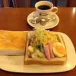 【5月20日閉店】北山の愛されお弁当モーニング*コーヒーハウスマキ北山店【紫竹下本町】