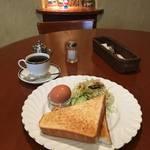 穴場のヒーリングカフェ★こだわりのサイフォンコーヒー「ALZA(アルザ)」【京都市役所前】
