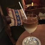 冷×温の変化を楽しむドラマティックな女王のコーヒー★喫茶ガボール【三条木屋町】