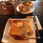 京町家で頂く、こだわり尽くし至福の朝食★『雪ノ下 京都本店』【三条油小路】
