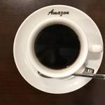 【人気純喫茶】もっちりトーストモーニング★AMAZON(アマゾン)【京阪七条】