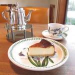 紅茶がつむぐ至福のワンシーンをチーズケーキと供に『北山紅茶館』【京都おすすめ紅茶専門店】