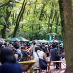 「ココロが潤う」素敵イベントをありがとう♡左京ワンダーマーケット【下鴨神社糺ノ森】