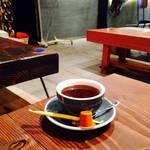 京都お洒落カフェ|インターナショナル空間のカフェバー*Len(レン)京都【河原町五条】