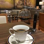 サイフォンコーヒー × 読書でリラックス*マルゼンカフェ【京都BAL】