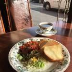 京都純喫茶めぐり|北大路に佇む街の愛され喫茶*向日葵(ひまわり)