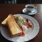 岡崎でワンランク上の定番モーニング「ごはんカフェ 綴(つづれ)」【京都】