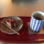 古都で花開くウィーンと和の融合*落ち着きすぎる洗練カフェ|御室さのわ【仁和寺】