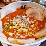 山科で人気の担々麺専門店!ガツンと来る辛さにハマル「胡(えびす)」