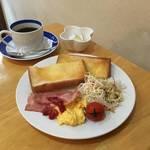 御所近くのやすらぎカフェ|駅前しっとりモーニング*cafe seta(セタ)【烏丸丸太町】