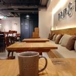 Open365年末年始もあいてます「ドリップ&ドロップ・コーヒー・サプライ(DRIP&DROP COFFEE SAPPLY)」【京都三条】