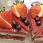 【仁和寺近く】月4日だけのお楽しみ♪「cake salon fuyuko style(フユコ スタイル)」の艶やかスイーツ【次回 2/8,9】