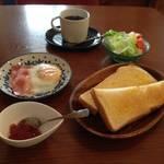 京都にいながら北の国気分*れぶんcafe(レブンカフェ)【元田中駅】