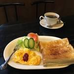 京都のマイナー喫茶店めぐり|一乗寺で早めのモーニング*「ヤマシタコーヒー」