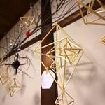 【クリスマスアイテム】フィンランド発祥の「ヒンメリ」をご存知ですか?文具のセレクトショップ「ムスビメ」にて展示販売中【京都・西陣】