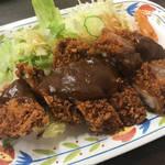 トンカツ定食が600円!京都学生ご用達の食堂「ハイライト食堂 衣笠店」