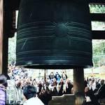 【京都師走の風物詩】「知恩院」除夜の鐘の試し突き!ダイナミックな背面突き必見☆