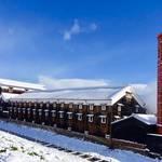 雪化粧した風情ある酒蔵が立ち並びます!龍馬ゆかりの「伏見桃山エリア」を散策!