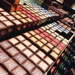 【京都乙女チョコ探訪】まるでリップスティックなチョコ「ベルアメール京都別邸」