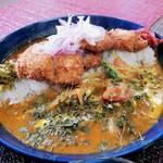 辛いもの好きはメロメロになるスパイスカレー!元田中の「やぐ羅食堂」